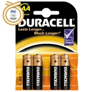 Picture of Duracell 4 Lü Kalem Pil