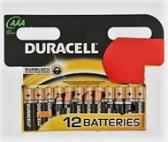 Picture of Duracell AAA İnce Kalem Pil 12 Adet