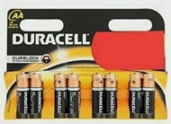 Picture of Duracell AA Kalem Pil 8 Adet