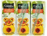 Picture of Cappy Şeftali Nektari 6 x 200 ml