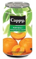 Picture of Cappy  Kayısı 330 Ml.