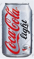 Resim Coca Cola Light 330 ml
