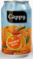Picture of Cappy Portakal Meyve Suyu 330 Ml