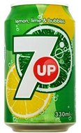 Picture of 7up Limon Aromalı Gazoz 330 Ml