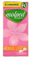 Picture of Molped Daily Care Light Deo Flower Günlük Bakım Pedi 40 Adet