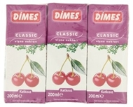 Picture of Dimes Classic Vişne Nektari 6 x 200 ml