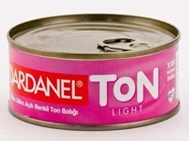 Picture of Dardanel light Ton Balık 160 Gr.