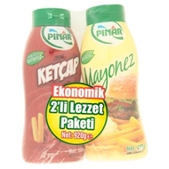 Picture of Pınar Ketçap 500 Gr + Mayonez 420 gr