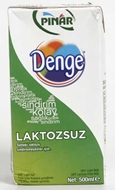 Picture of Pınar Denge Light Laktozsuz UHT Süt 500 ml
