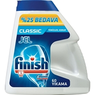 Picture of Finish Classic Jel Otomatik Bulaşık Makinesi Deterjanı 1350 ml