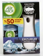 Picture of Air Wick Fresh Matik Palandöken Esintisi + 250 Ml
