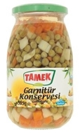 Picture of Tamek Garnitür Konservesi 535 gr