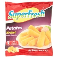 Picture of Superfresh Patates Kroket 450 gr