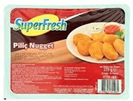 Picture of Superfresh Piliç Nugget 10 Adet 225 gr