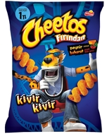 Picture of Cheetos Kıvır Kıvır 38 gr
