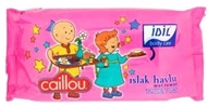 Picture of İdil Caillou Body Care Islak Havlu 72 Adet