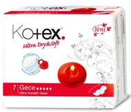 Picture of Kotex Ultra Kanatlı 7 Gece
