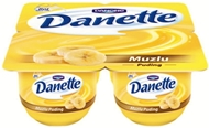 Picture of Danette Muzlu Puding 4 x 110 gr