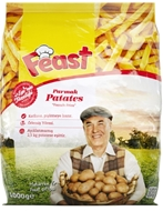 Picture of Feast Parmak Patates 1000 gr