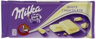 Picture of Milka Tablet 80 Gr Beyaz Çikolata