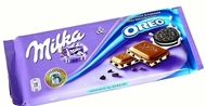 Picture of Milka Tablet 100 Gr. Oreo Çikolata