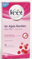 Picture of Veet Easy Strip Sir Ağda Bantları 12 Adet