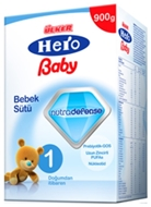 Picture of Hero Baby Nutradefense 1 Devam Sütü 900 Gr