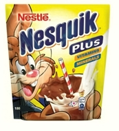 Picture of Nestlé Nesquik Plus Toz 200 Gr