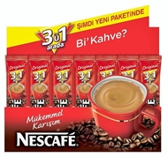 Picture of Nescafé 3 ü 1 arada 56 Adet