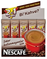 Picture of Nescafé 2 si 1 arada 48 Adet