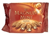 Picture of Magnum Mini Badem Dondurma 6 x 270 ml
