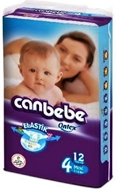 Picture of Canbebe Standart Paket Maxi 7-18