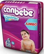 Picture of Canbebe Standart Paket Extra Large