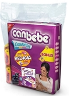 Picture of Canbebe Bonus Paket Junior No:5 46 Ped