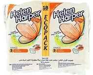 Picture of Helen Harper Ecopack Top Dry Ultra Normal Hijyenik Ped 18 Adet