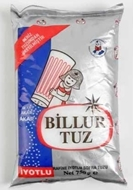 Picture of Billur Tuz Rafine İyotlu Sofra Tuzu 750 gr