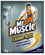 Picture of Mr Muscle Lavabo Açıcı 70 Gr