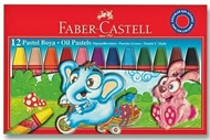 Picture of Faber Castell Pastel Boya 12'lı