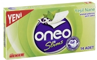 Picture of Oneo Slims Yeşil Nane 14 Ad
