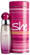 Resim She...is Fun! Eau de Toillete Bayanlar İçin 50 ml
