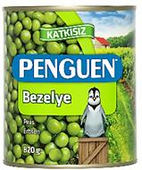 Picture of Penguen Bezelye 820 gr