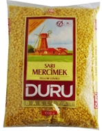 Picture of Duru Sarı Mercimek 1000 Gr