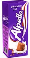 Picture of Alpella Çikolatalı Süt 200 ml