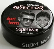 Resim Sector Wax Wet 150 Ml