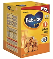 Picture of Bebelac 900 Gr NO 1 Bebek Sütü
