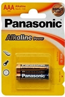Picture of Panasonic Alkalin  İnce 2 Li
