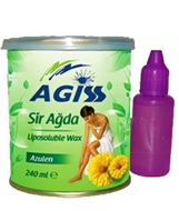 Resim Agiss Sir Ağda 240 Ml. Naturel