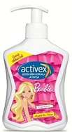 Picture of Activex Sıvı Sabun Barbie 300 Ml.