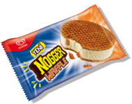Picture of Algida Nogger Waffle 120 Ml.