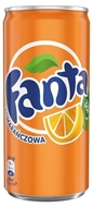Picture of Fanta Portakal 200 ml